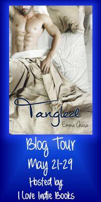 Tangled blog tour