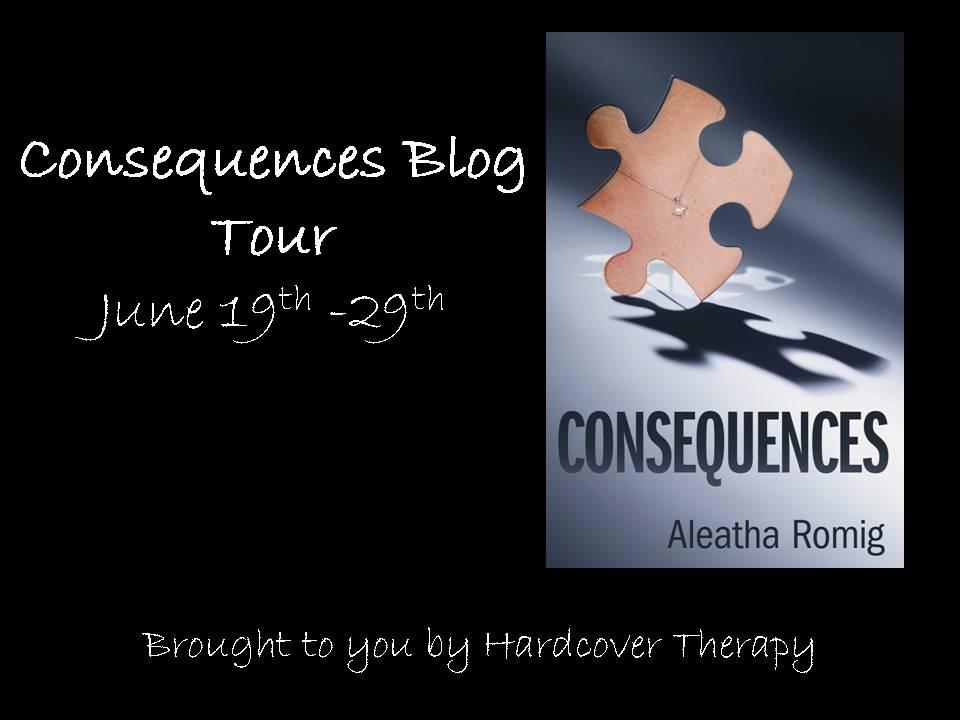 Consequences Blog Tour Banner