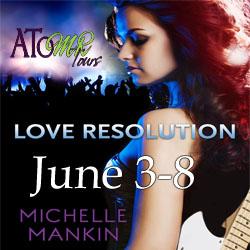 Love Resolution Tour Button