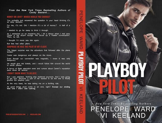 playboy pilot wrap
