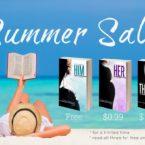 Carey Heywood's Him & Her Series SALE!