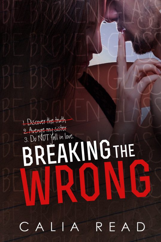 Breaking the Wrong-by Calia Read ebooklg