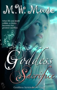 Goddess Sacrafice Cover