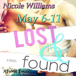 Lost and Found Tour Button