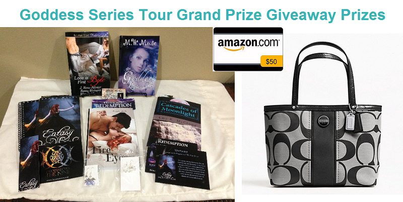MW Muse Giveaway Prizes