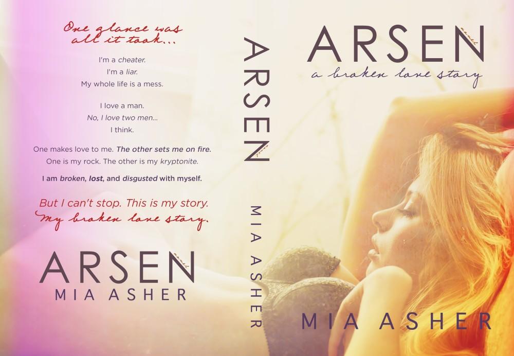 Arson Mia Asher wrap