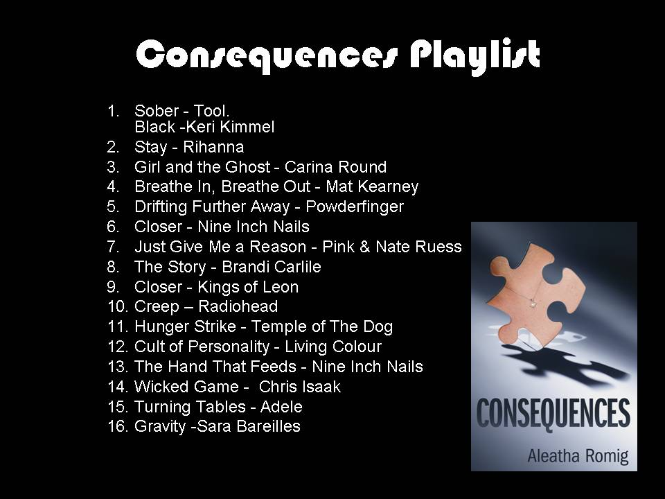 Consequences Playlist