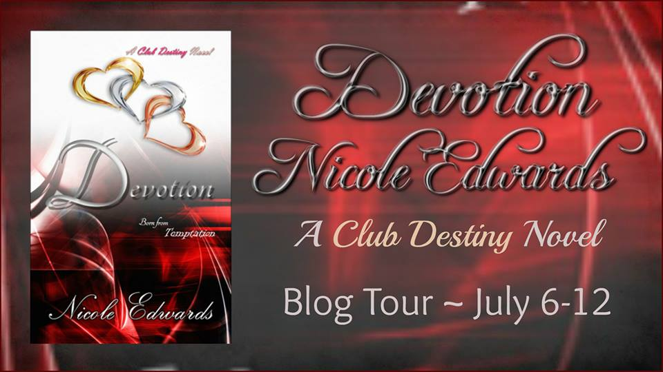 Devotion blog tour