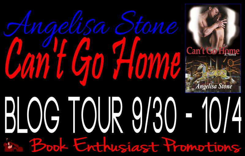 Can't Go Home Blog Tour Banner
