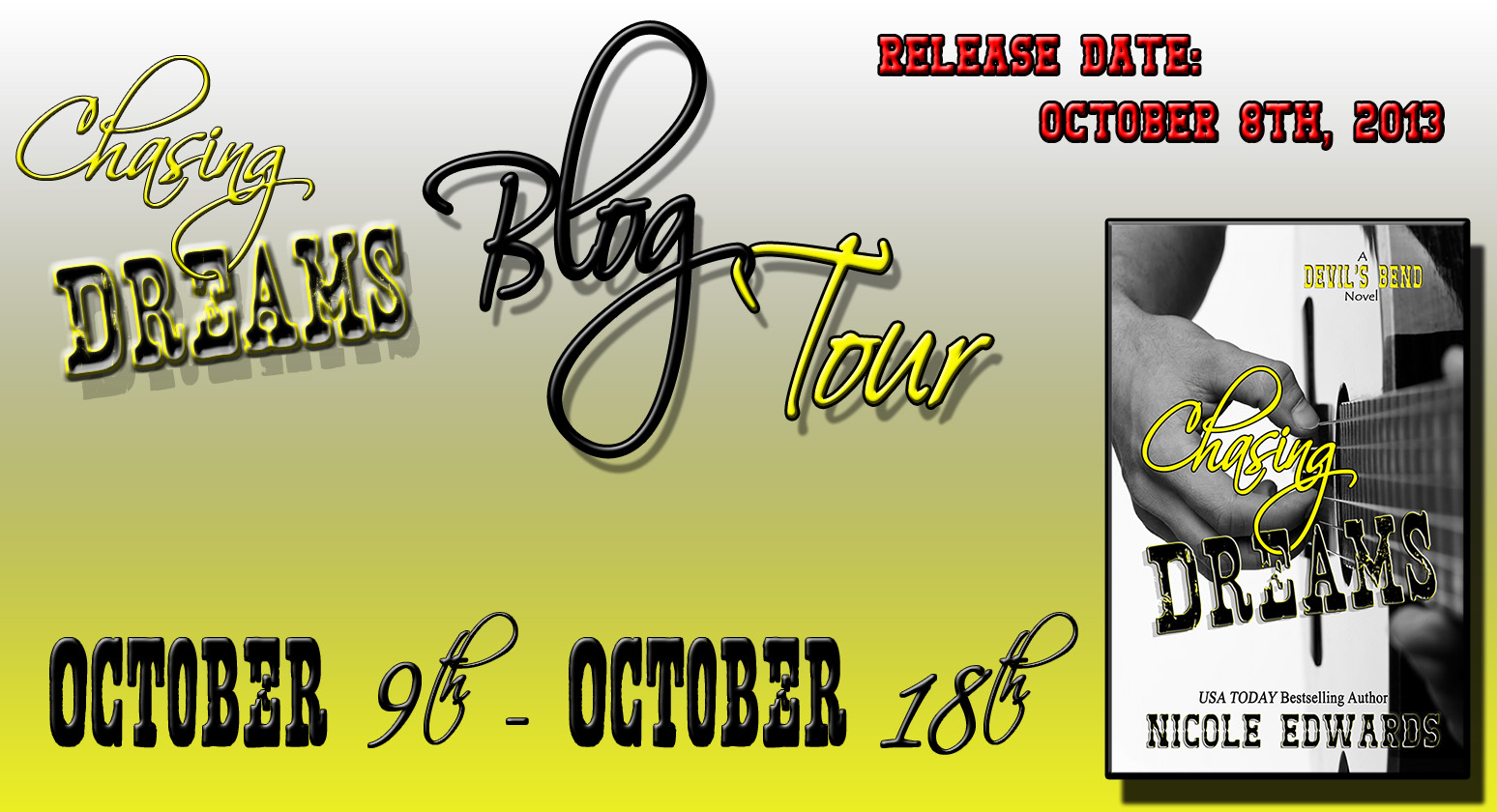 Chasing Dreams Blog Tour Button