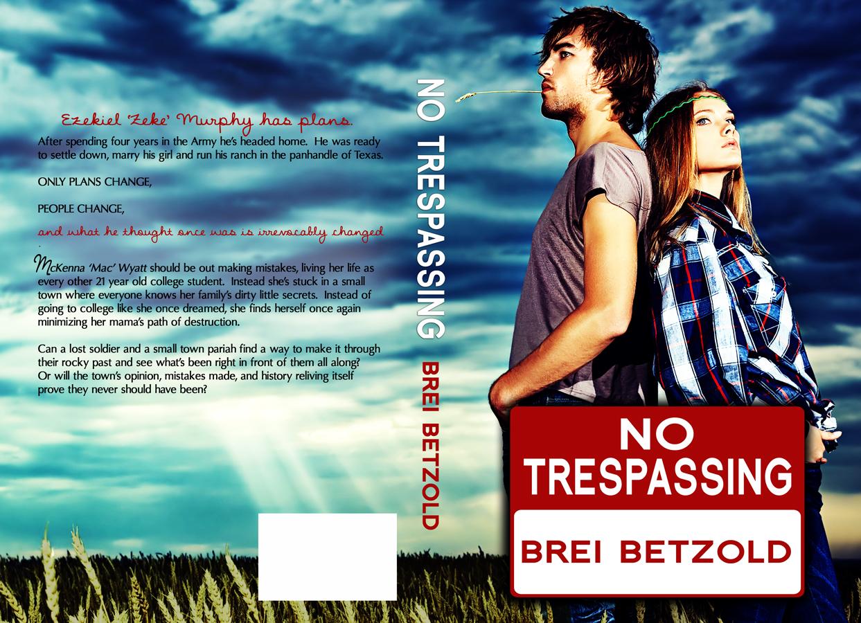 No Trespassing Full Jacket