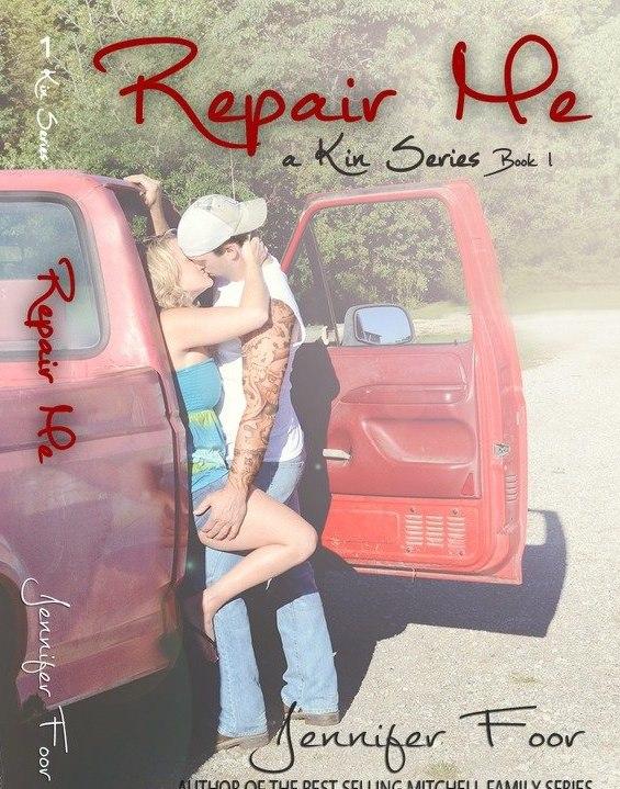 Repair Me Cover