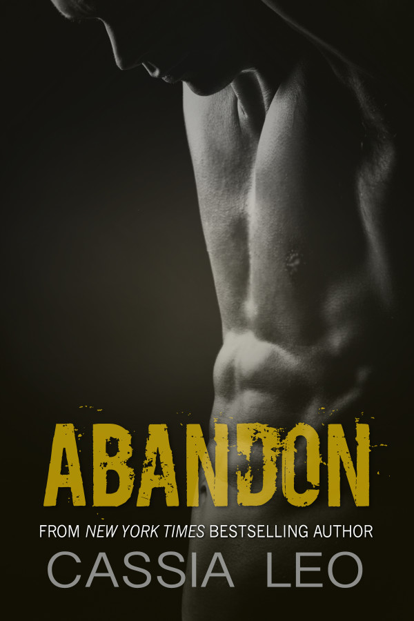 Cover Reveal for Abandon by Cassia Leo + Giveaway!