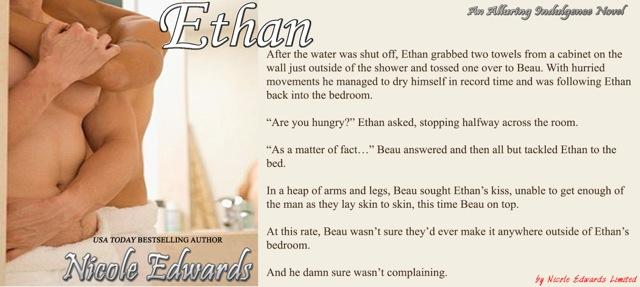 Ethan Teaser for Shh