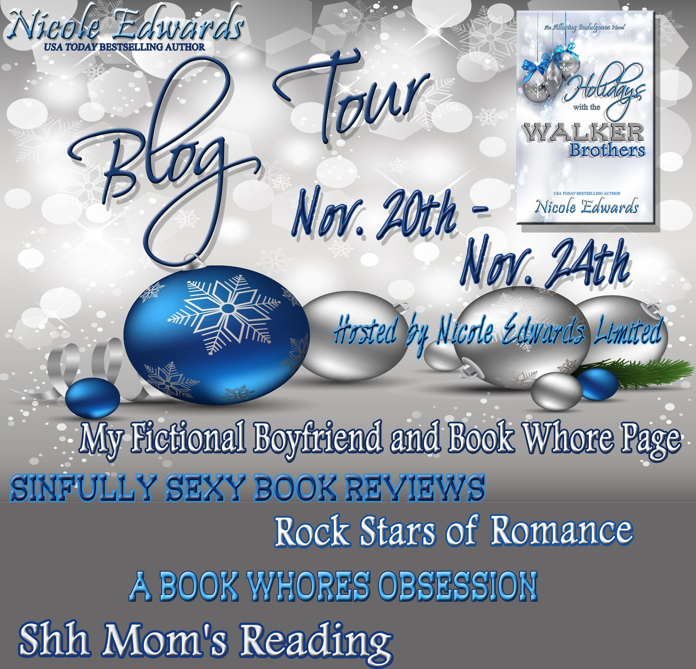 Holidays Blog Tour