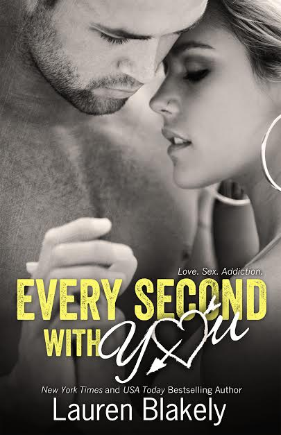 Every Secod With You-Front Cover