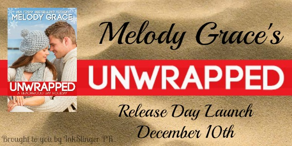 Unwrapped Release Day Launch Banner