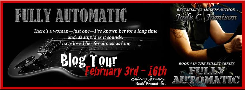Fully Automatic Blog Tour Banner