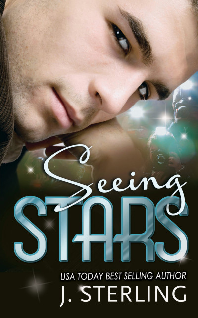 Cover Reveal  Seeing Stars by J Sterling