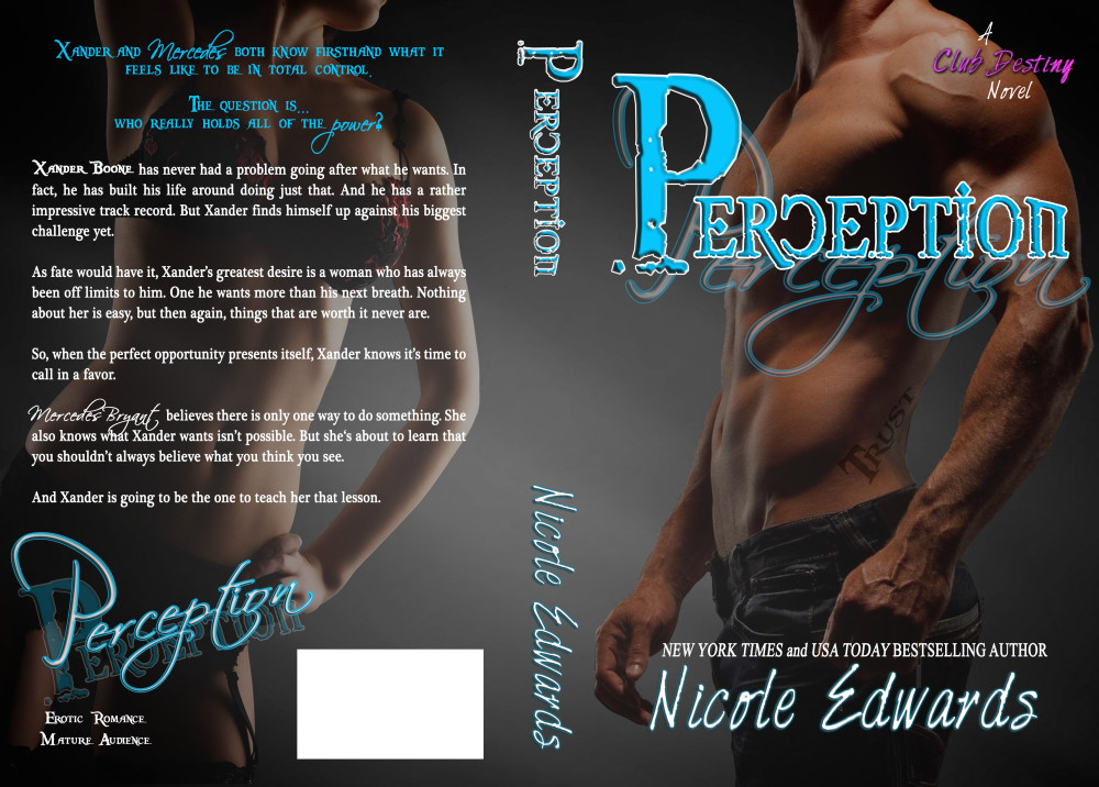 Perception by Nicole Edwards Cover