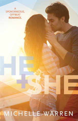 Christine's Review: He + She by Michelle Warren