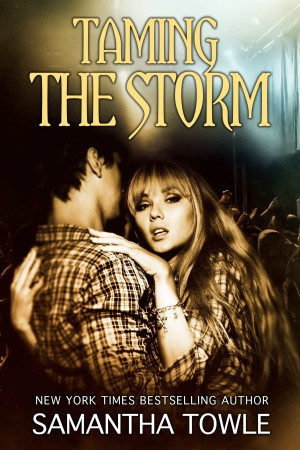 Blog Tour and Giveaway: Taming the Storm (The Storm #3) by Samantha Towle