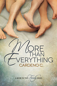 Review: More Than Everything (Family #3) by Cardeno C.