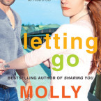 Cover Reveal: Letting Go (Thatch #1) by Molly McAdams