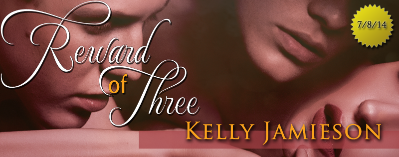 Release Day Blitz Review: Reward of Three (Rule of Three #3)