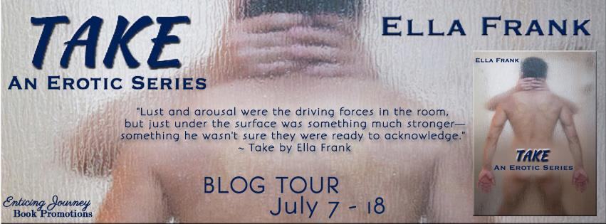 Blog Tour and Giveaway: Take (Temptation #2) by Ella Frank