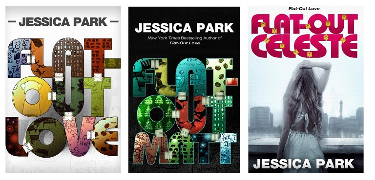 Series Review: Flat-Out Love Books 1-2 by Jessica Park