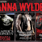 Review and Giveaway: Reapers MC Books 1-3 by Joanna Wylde
