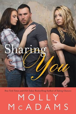 Book Blitz, Guest Post and Giveaway: Sharing You (Sharing You #1) by Molly McAdams