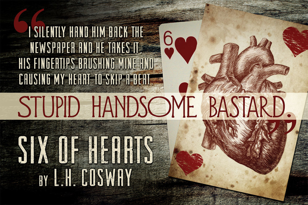 six of hearts teaser release day