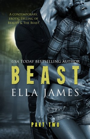 Happy Release Day and Giveaway to Ella James and Beast, Part 2 (Beast #2)