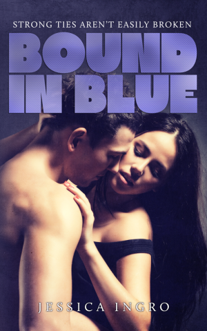 Cover Reveal and Giveaway: Bound in Blue (Love Square #3) by Jessica Ingro