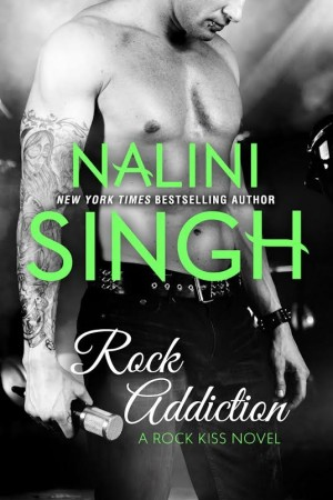 Cover Reveal and Giveaway: Rock Addiction by Nalini Singh