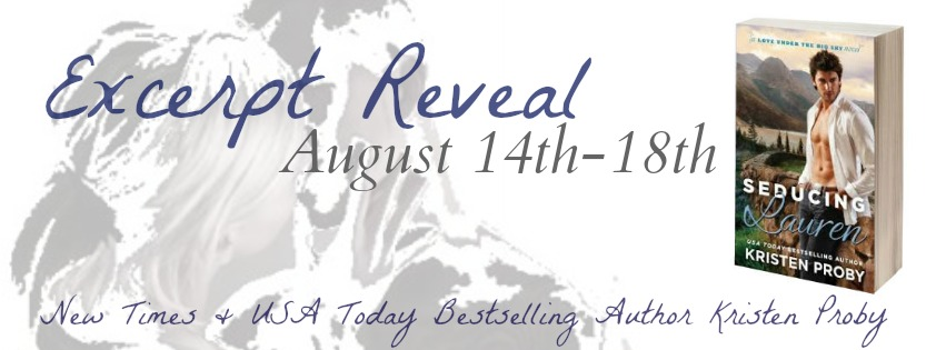 Kristen Proby's SEDUCING LAUREN Excerpt Reveal