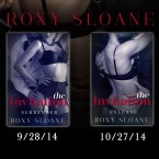Dual Cover Reveal and Giveaway: The Invitation by Roxy Sloane