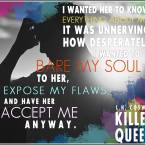 Waiting on Wednesday and ARC Giveaway: Killer Queen by L.H. Cosway