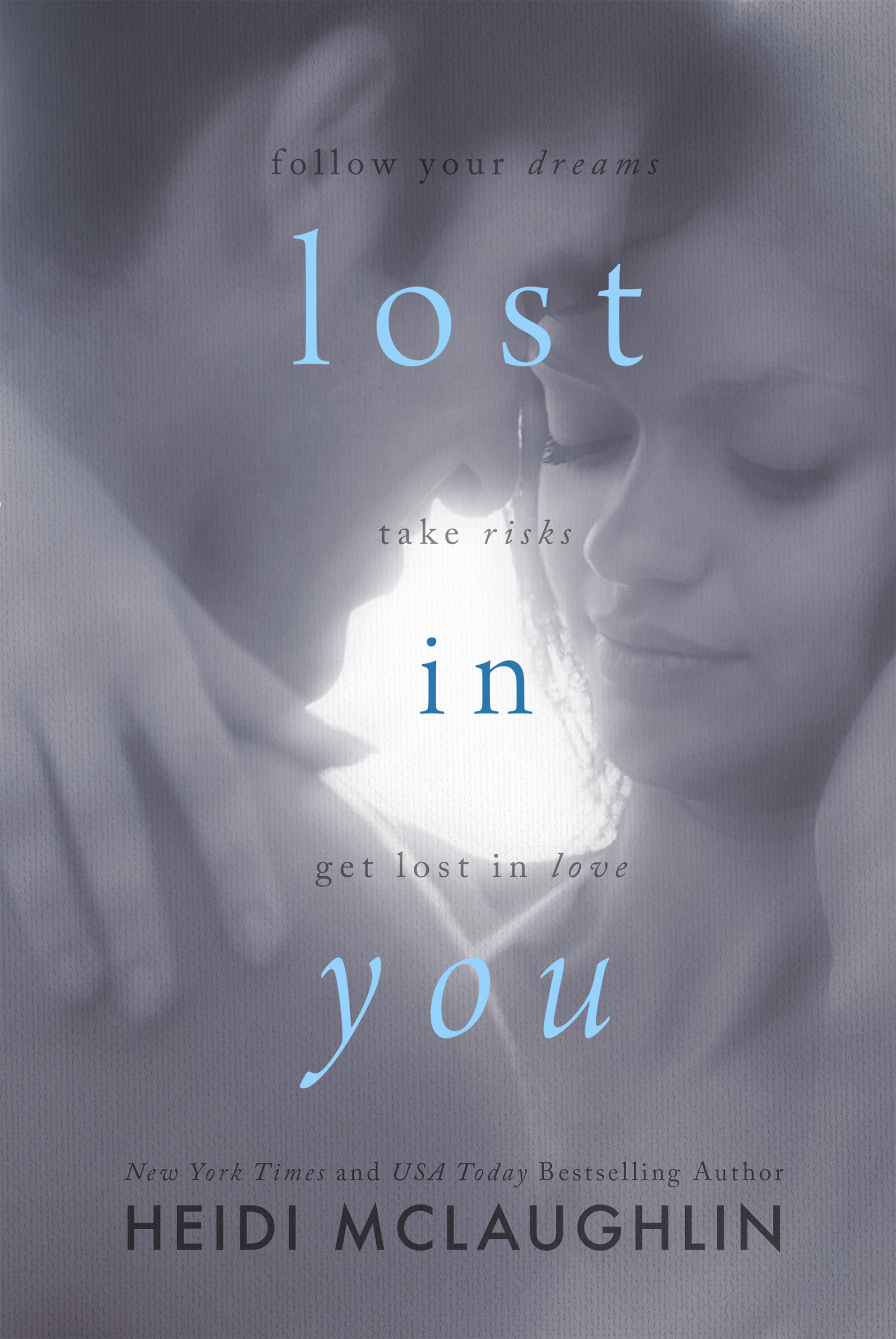 Cover Re-Reveal: Lost in You by Heidi McLaughlin