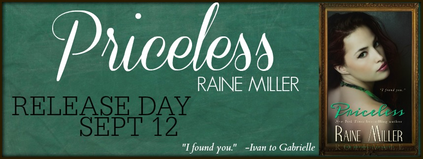 Release Day Launch: Priceless (Rothvale Legacy #1) by Raine Miller