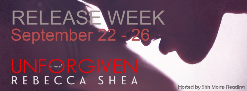 Release Week Review: Unforgiven (Unbreakable #3) by Rebecca Shea