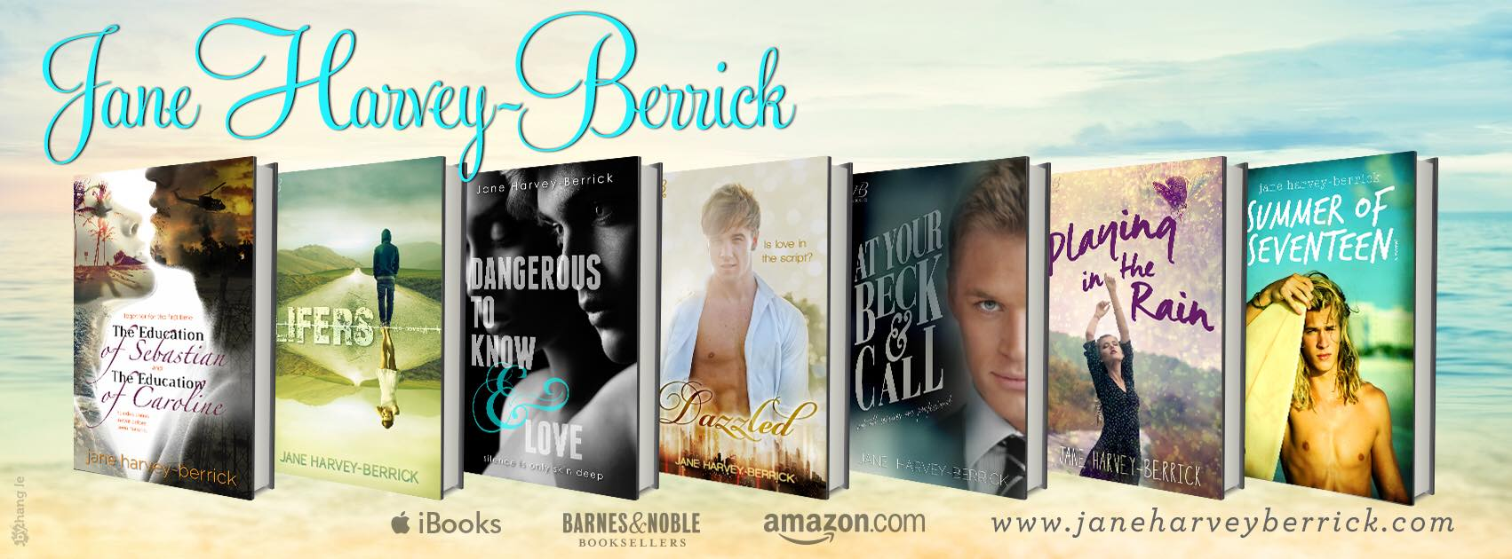 Author Spotlight and Giveaway: Jane Harvey-Berrick