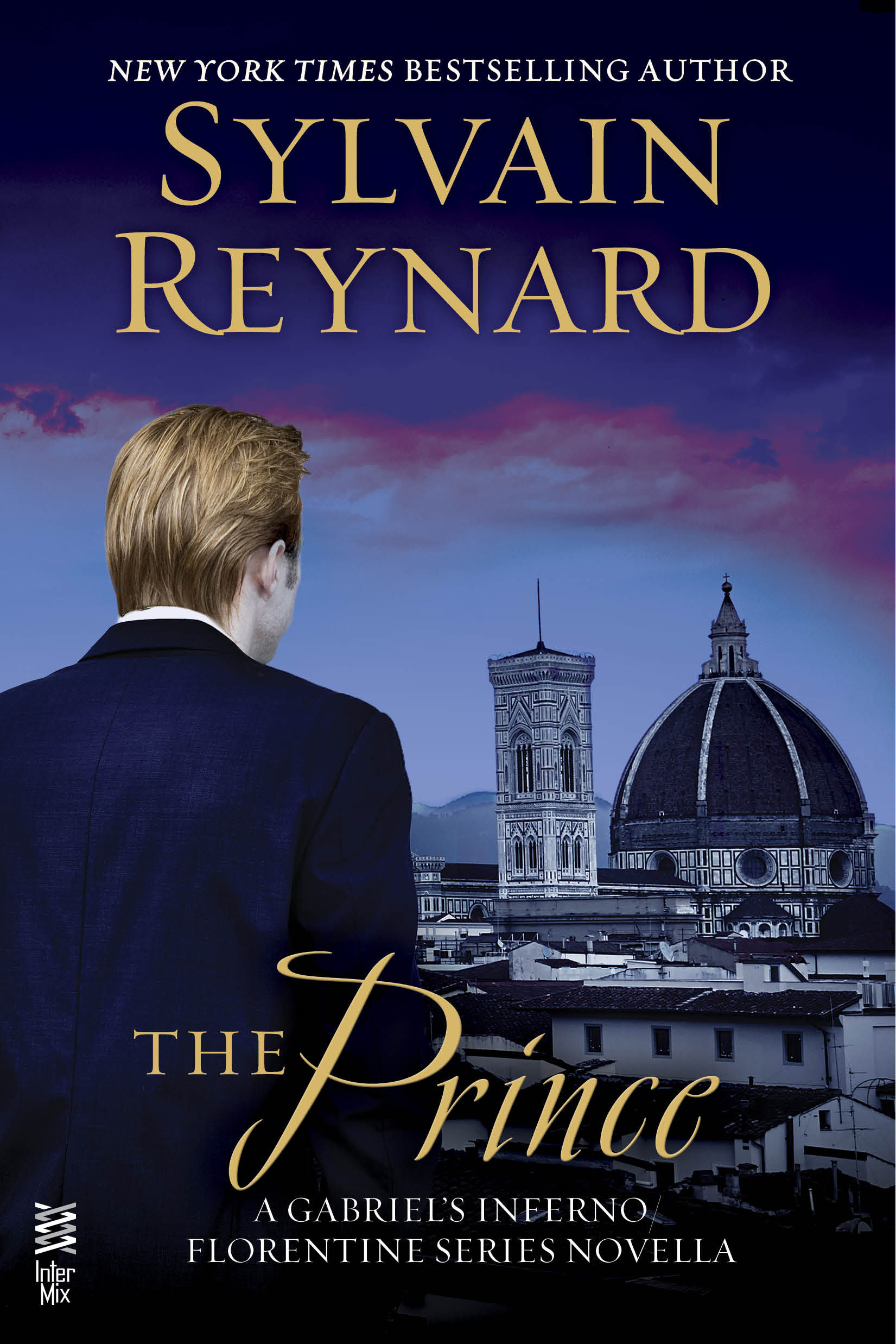 Cover Reveal: The Prince (The Florentine 0.5) by Sylvain Reynard