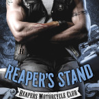 Blog Tour and Giveaway: Reaper's Stand (Reapers MC #4) by Joanna Wylde
