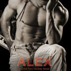 Review and Giveaway: Alex (Cold Fury Hockey #1) by Sawyer Bennett