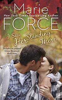 Waiting on Wednesday and Giveaway: I Saw Her Standing There (Green Mountain #3) by Marie Force