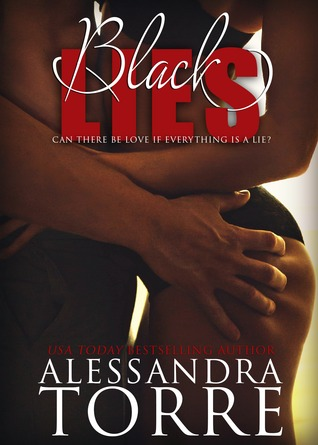 Review and Giveaway: Black Lies by Alessandra Torre