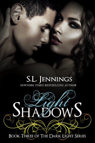 Teaser Tuesday and Giveaway: Light Shadows (Dark Light #3) by S.L. Jennings